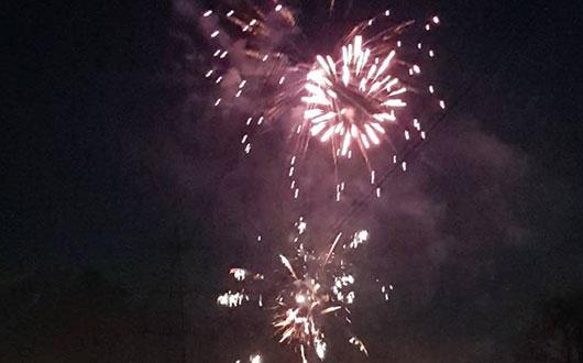 Frohes neues Jahr und alles Gute euch allen - Lara Landgraf